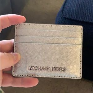 Michael kors brand new card holder